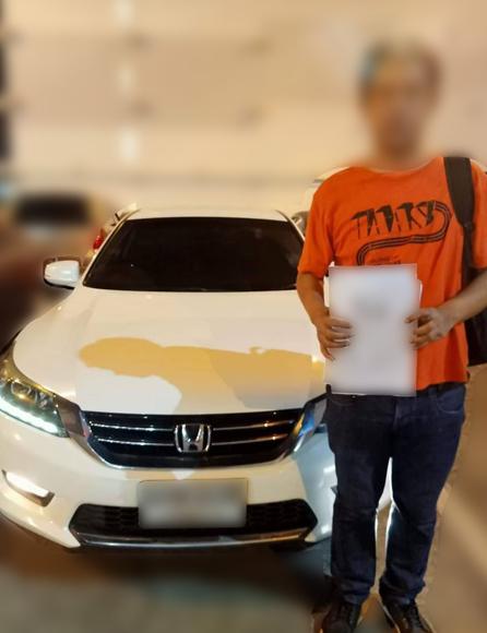 จำนำรถยนต์ด่วน - Customer #5